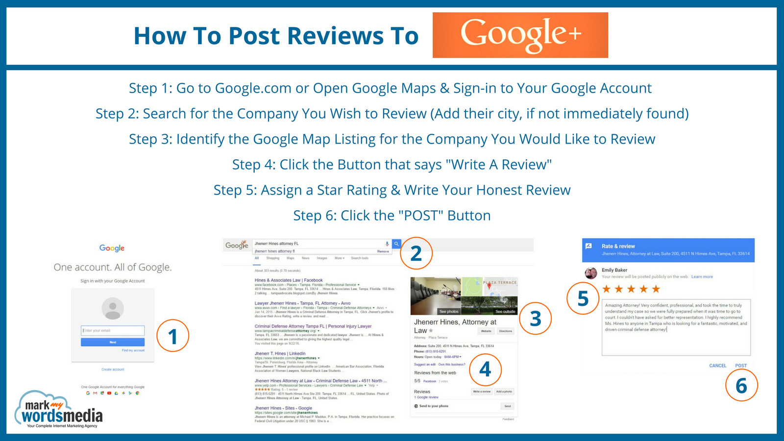 Get more Google Reviews for your Company