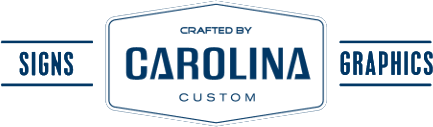 Carolina Custom Sign Company Logo
