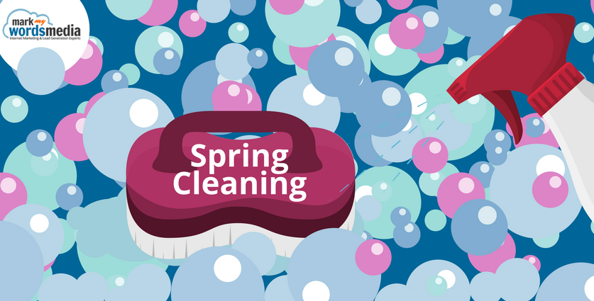 Time for Spring Cleaning!