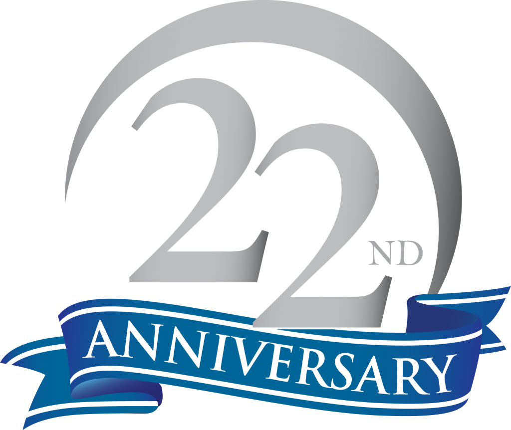 Mark My Words Media Celebrates our 22nd Anniversary